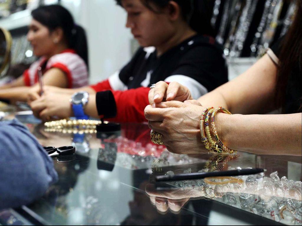 Antisipasi Corona, Pameran Perhiasan di Balai Kartini Ditunda