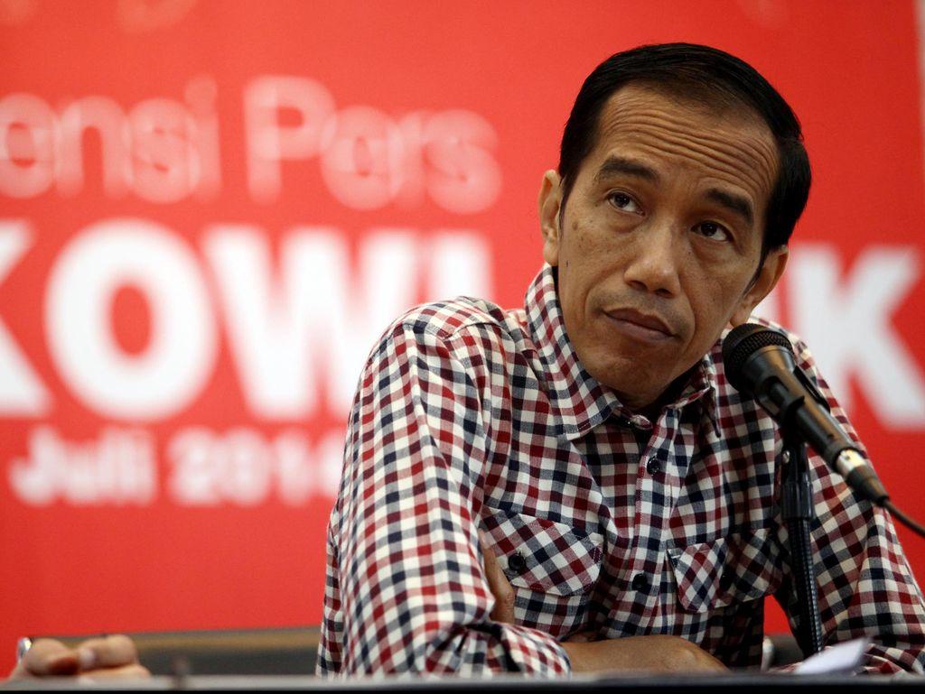 Jokowi Cerita, Tahun 2004 Tak Ada yang Kenal Dia
