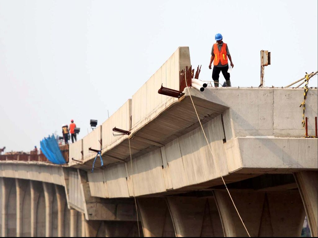 Menjawab Tantangan Masifnya Pembangunan Infrastruktur di RI