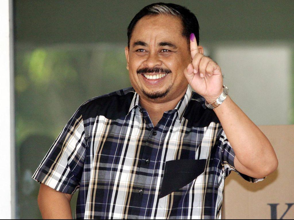 Rumah Luthfi Hasan di Lenteng Agung akan Dilelang KPK