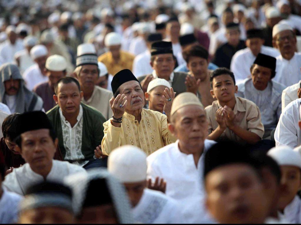 Meski Zona Hijau, Kelompok Rentan Diimbau Tidak Ikut Salat Idul Adha di Mesjid