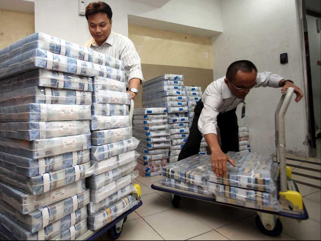 Defisit Transaksi Berjalan RI Sudah Lampu Kuning