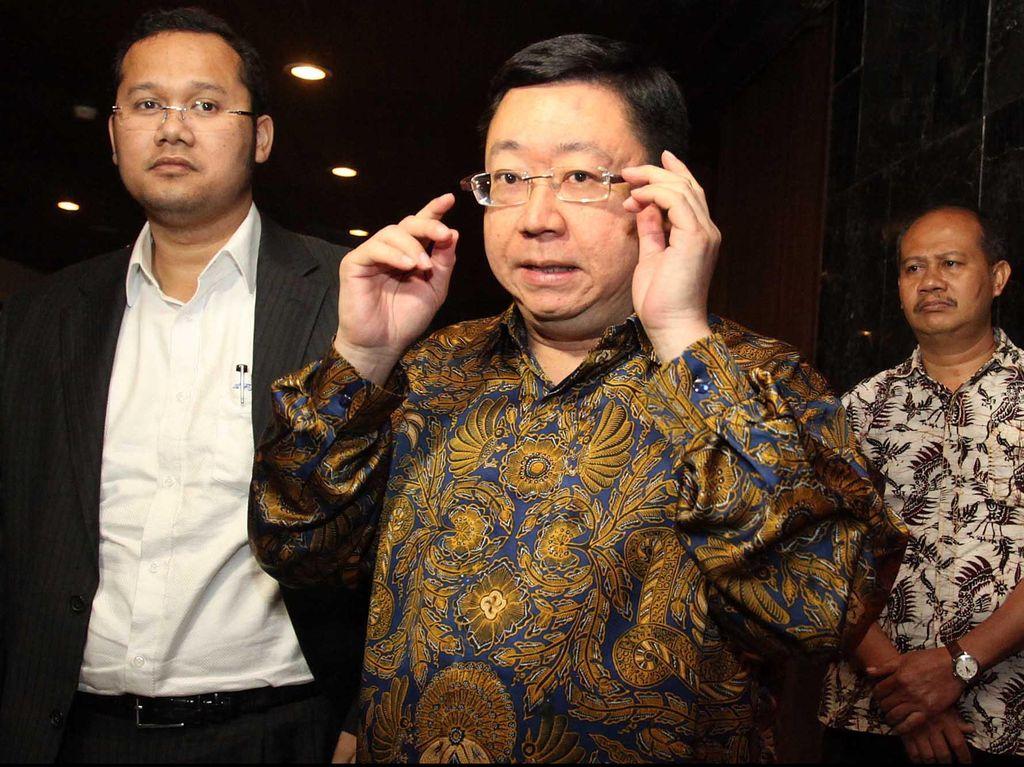 Eks Bos Bank Century Robert Tantular Dicegah KPK ke Luar Negeri