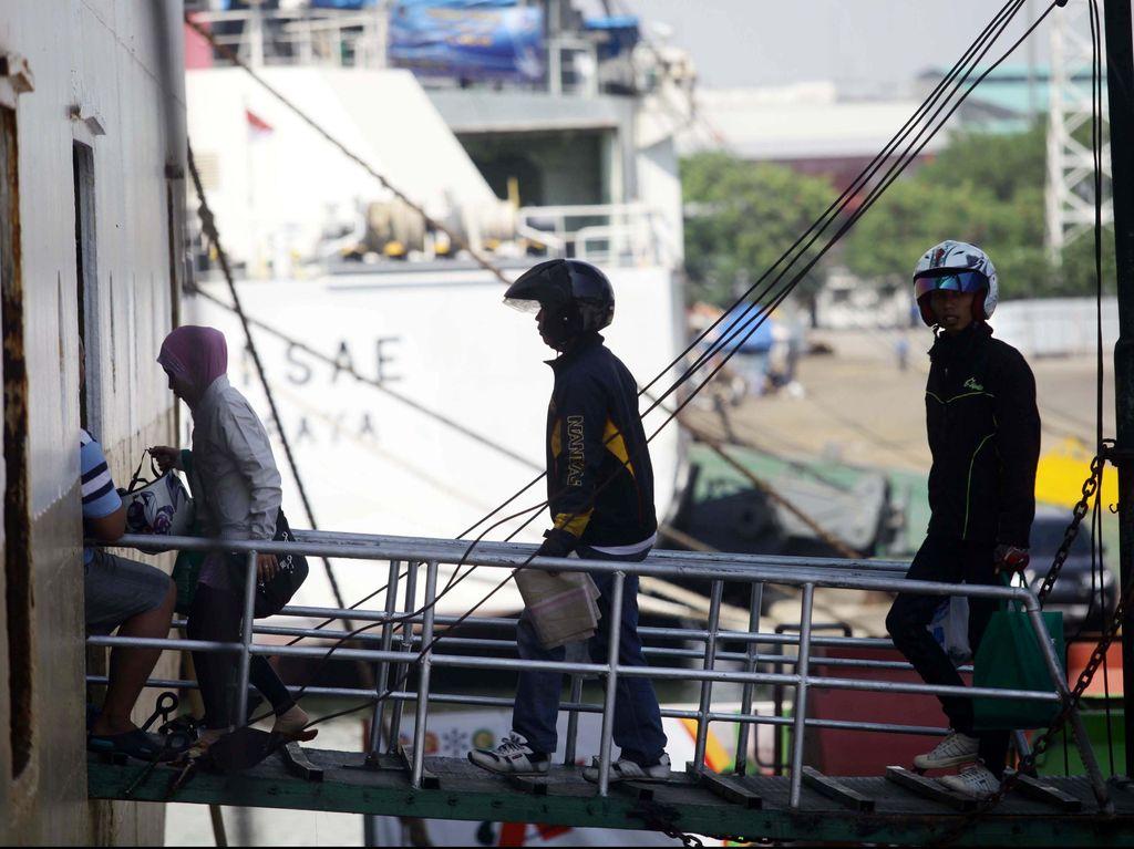 2.000 Tiket Mudik Gratis Lewat Laut Disebar Pelindo II