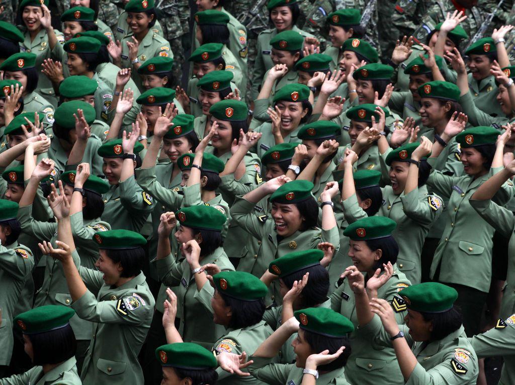 Pelanggaran HAM Jadi Dasar TNI AD Hapus Tes Keperawanan