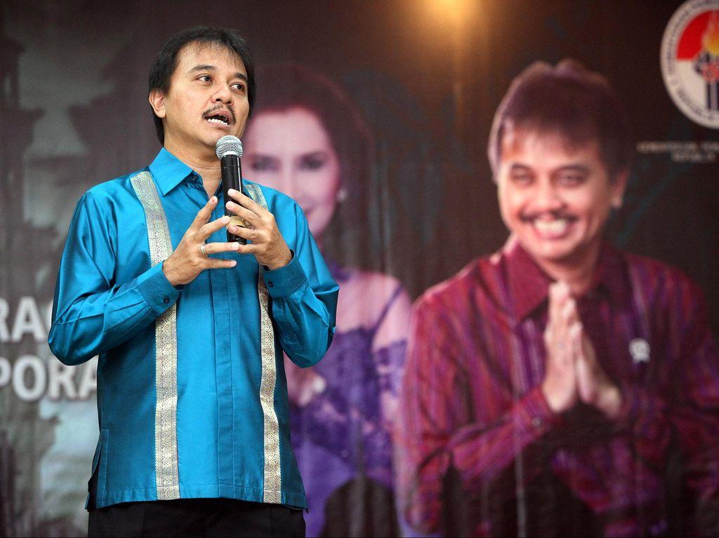 Pengacara Roy Suryo Datangi Kemenpora, Minta List Barang