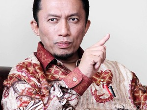 Soal Doa Gemukkan Jokowi, Tifatul: Niatnya Baik