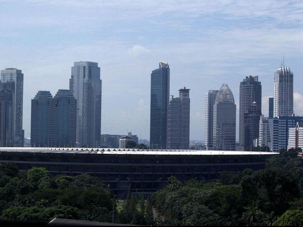 Tepatkah Kompleks GBK Jadi Arena Balapan?