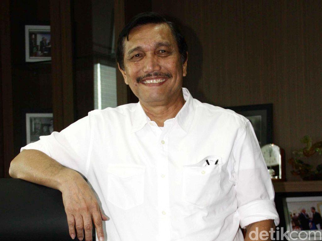 Jokowi: Realisasi Investasi Besar di Tangan Luhut