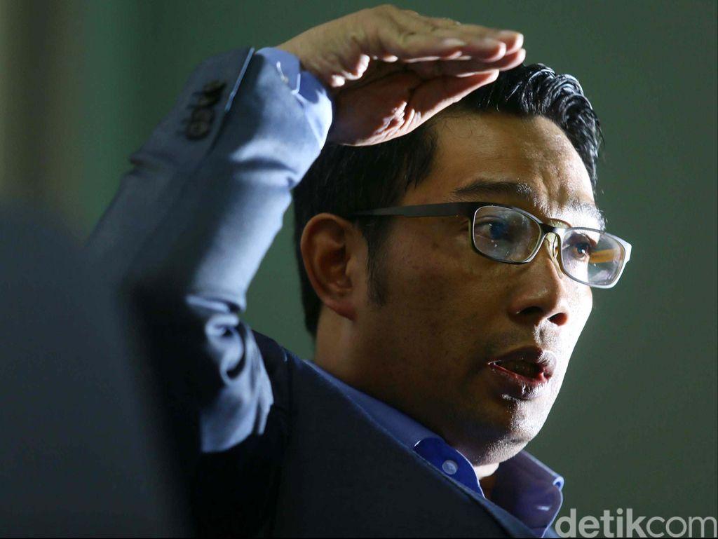Respons Ridwan Kamil Atas Gugatan Perdata soal Kualitas Udara