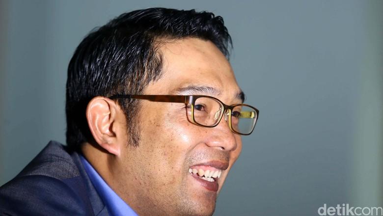 Foto: Wali Kota Bandung, Ridwan Kamil (Agung Pambudhy/detikTravel)