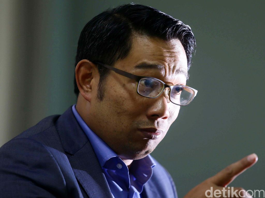 Komentar Ridwan Kamil Soal Petisi Bandung Punya Pantai yang Ramai di Medsos