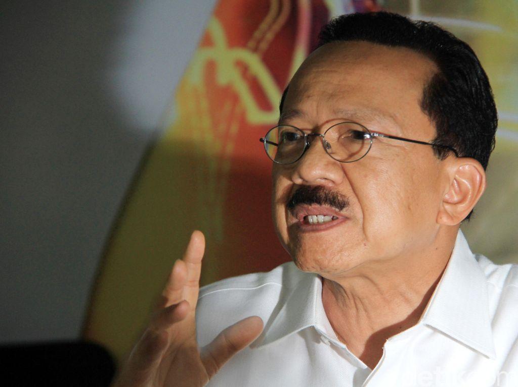 Positif Corona, Mantan Gubernur DKI Fauzi Bowo Jalani Perawatan di Rumah