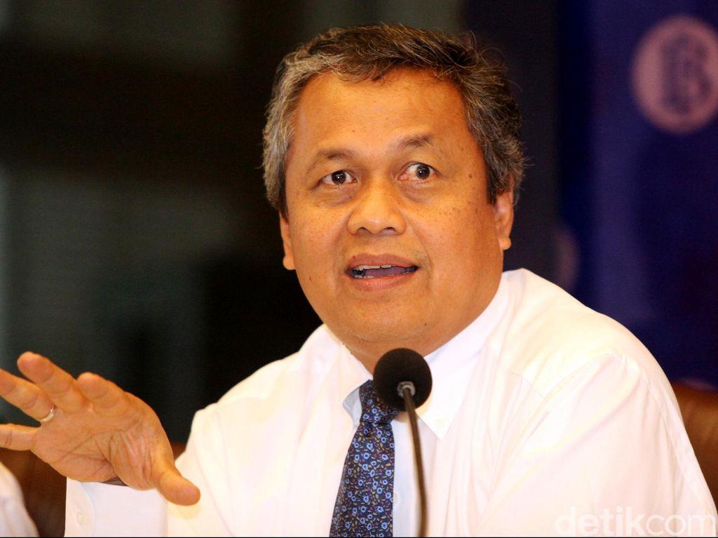 Gubernur BI Sebut THR dan Gaji ke 13 PNS Bisa Dorong Konsumsi