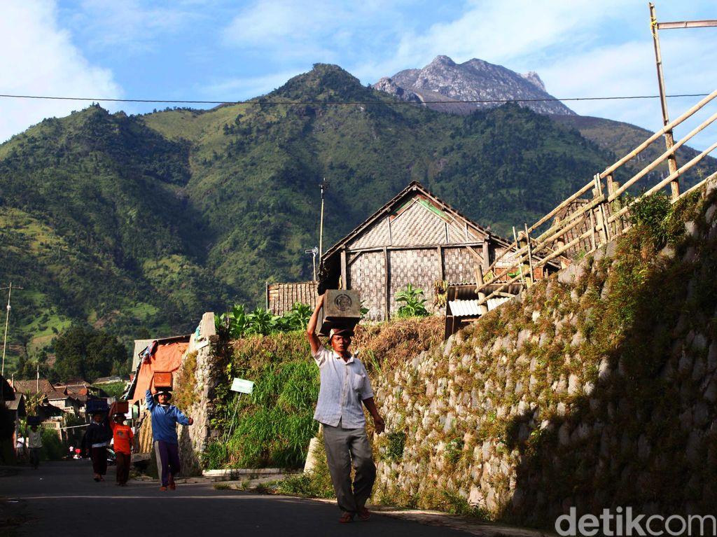 Ada Momen Tahun Baru, Gunung Merapi Tetap Terlarang dari Tahun 2018