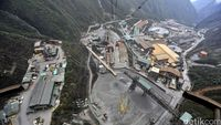 Freeport Mau Bangun Smelter Bila Kontraknya Diperpanjang