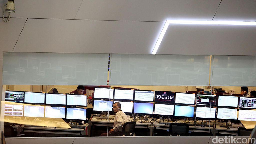 Melantai di Bursa, Saham Perusahaan Properti Ini Disetop Otomatis