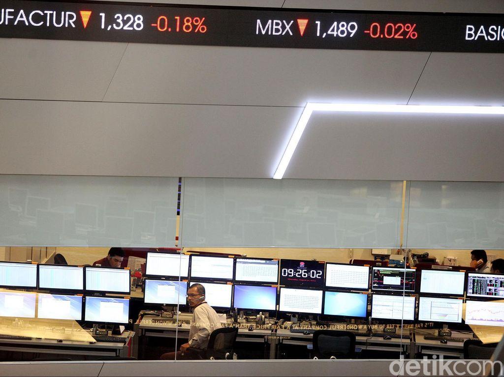 OSO Securities: IHSG Berpeluang Rebound