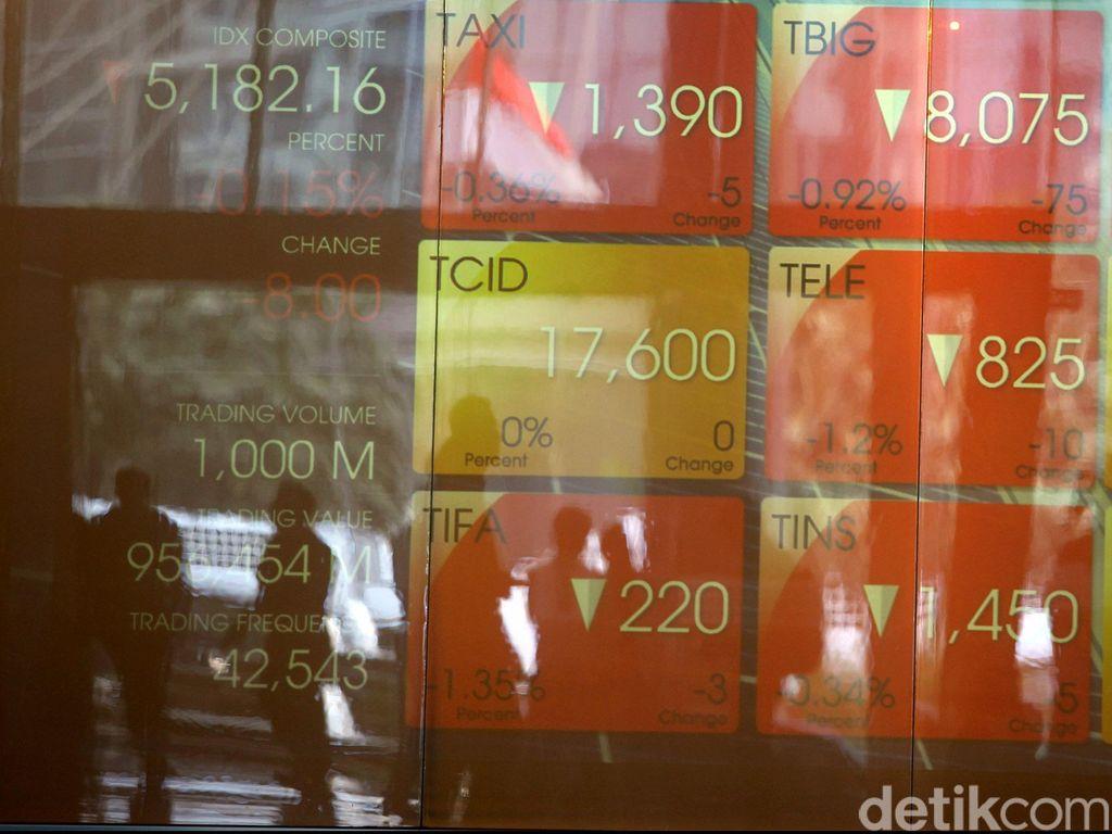 BEI Ingin Emiten RI Bisa Jual Saham di Thailand