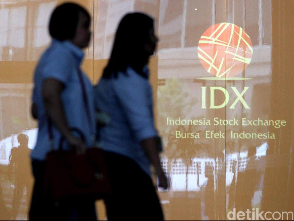 Kontras Dengan Bursa Asia, IHSG Ditutup Hijau di 6.188