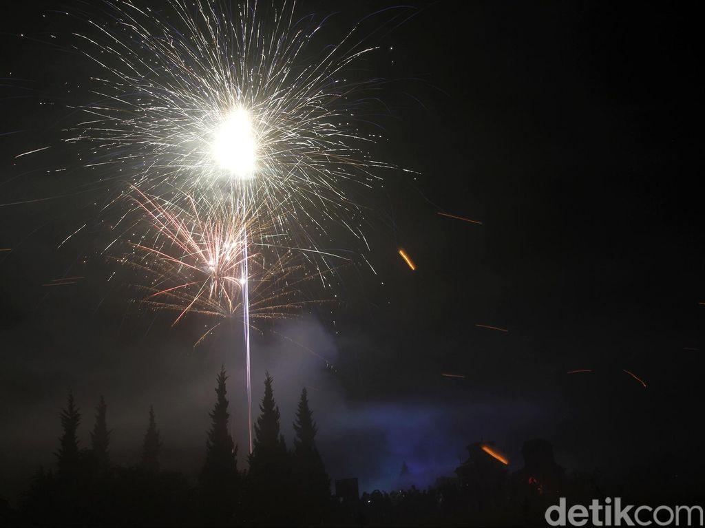 Pemkot Banda Aceh Larang Warga Nyalakan Kembang Api di Tahun Baru