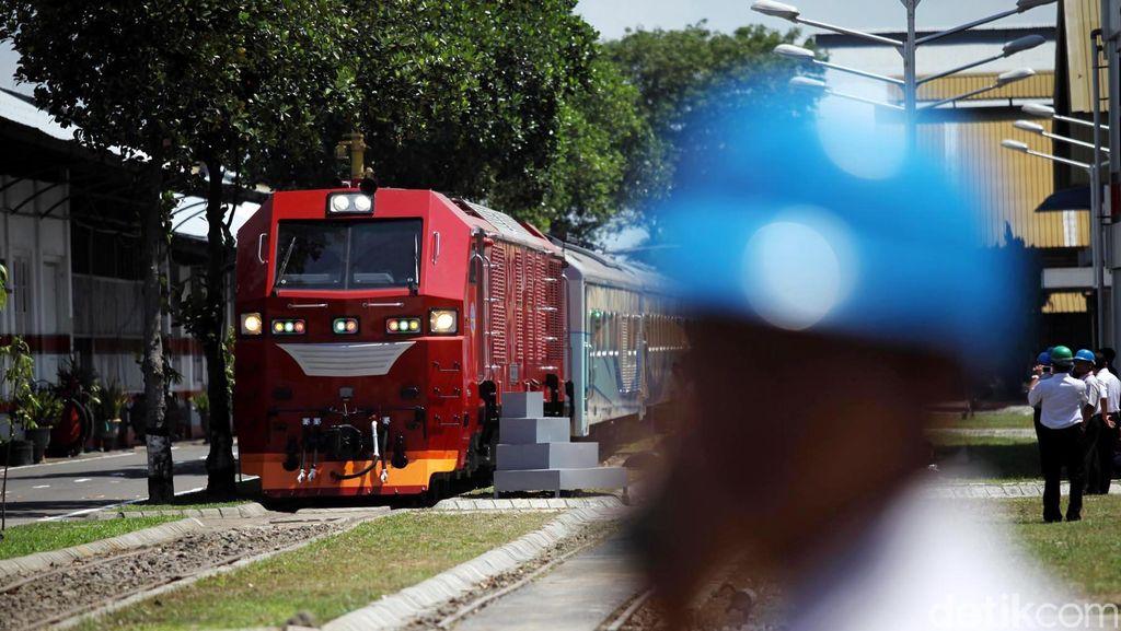 RI Bikin Kereta Cepat dan Kereta Kencang, JK: Semua Berjalan Bersamaan