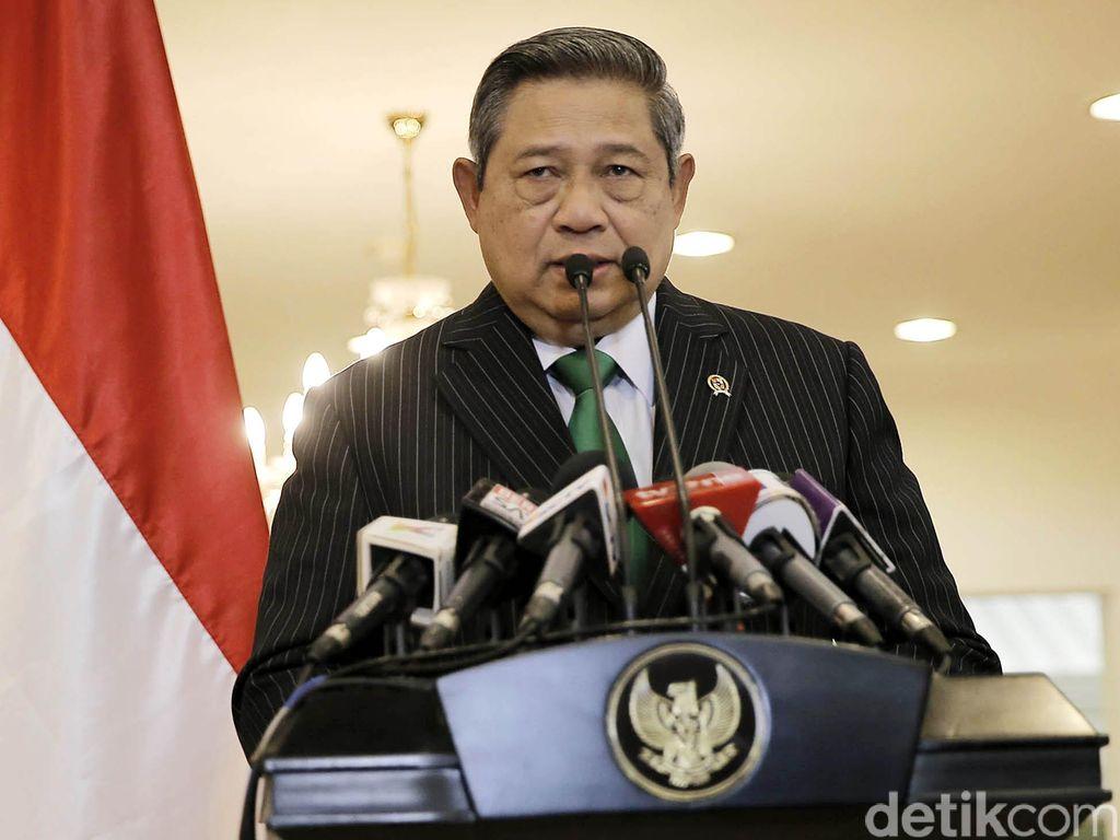 SBY Tulis Dari Duka Kita Bangkit Kenang Tsunami Aceh-Nias, Ini Isinya