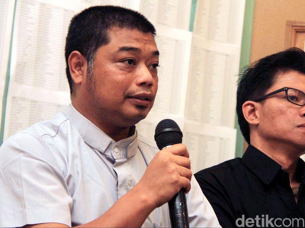 Ramai Romo Benny Komentari Banjir Jakarta, RKN Ngaku Salah Tulis Jabatan