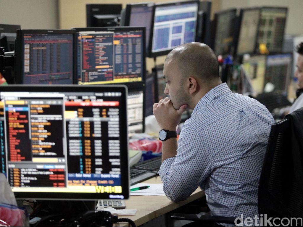 Senasib dengan Bursa Asia, IHSG Melemah ke 6.270
