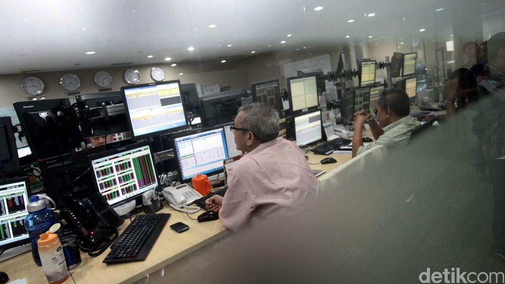 Industri Keuangan Stabil, Dana Asing Masuk Rp 26 Triliun
