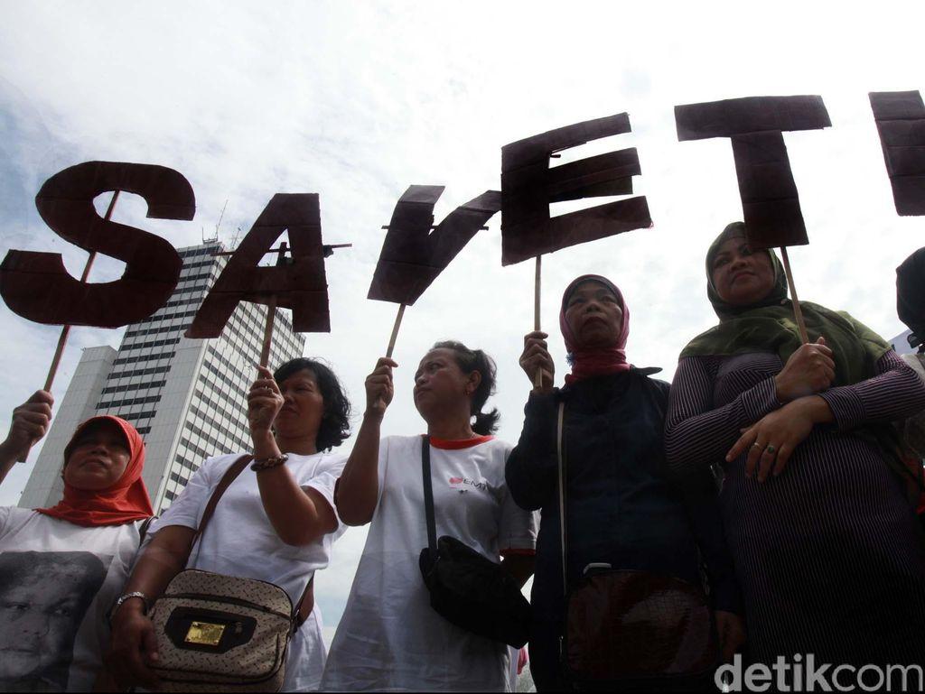 Koalisi Buruh Migran: Deportan di Sabah Diperlakukan Seperti Binatang