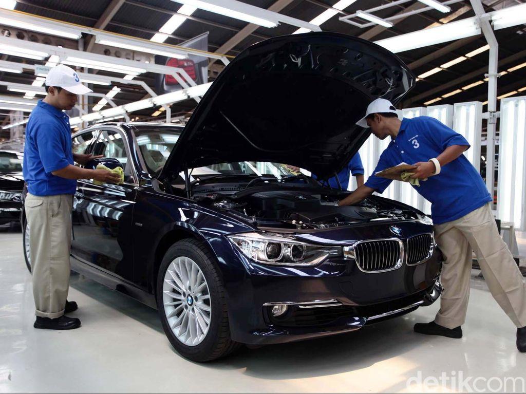 Mobil BMW yang Goda Penikmat Merek Jepang di RI