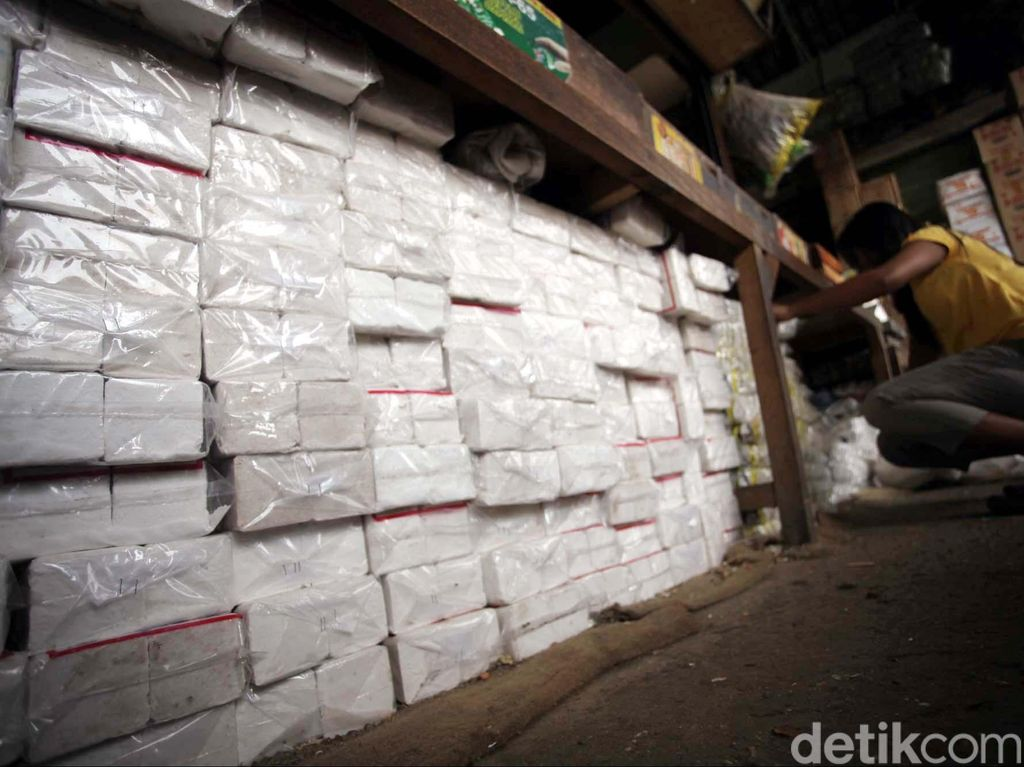 2019,  RI bakal Impor Garam dan Gula Industri