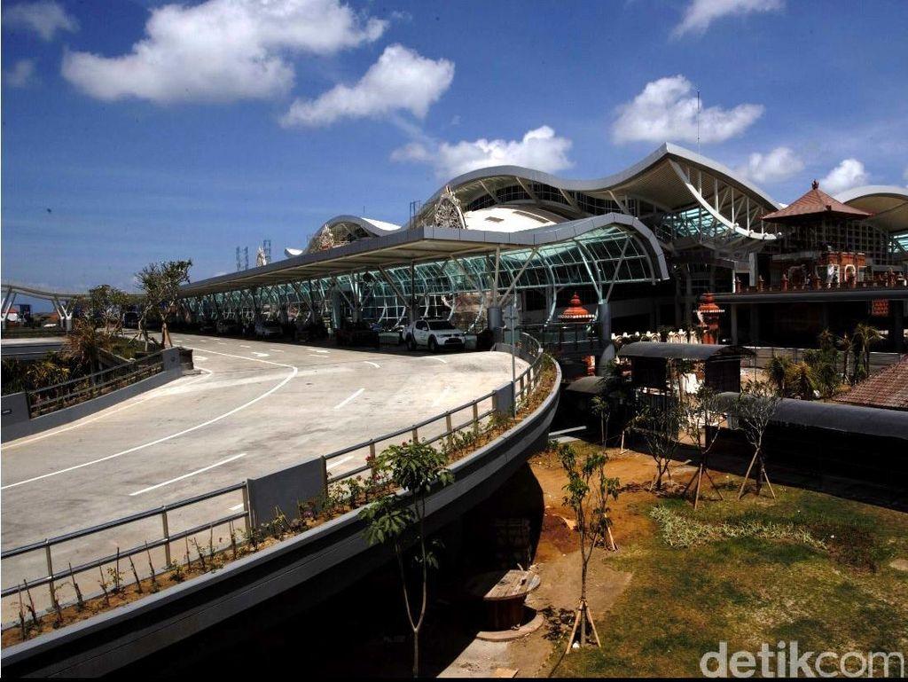 Bandara Ngurah Rai Antisipasi Dampak Erupsi Gunung Agung
