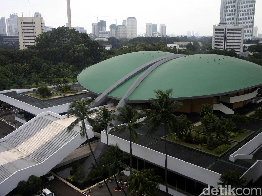 Heboh Gedung DPR Dijual Murah di Toko Online, Berapa Harganya?