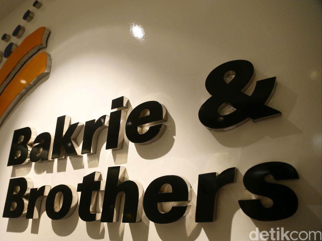 Terbitkan OWK, Jumlah Saham Bakrie & Brothers Bertambah 55,7 Juta Lembar
