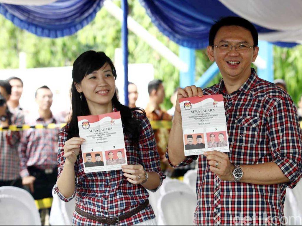 Nostalgia Momen Vero Setia Dampingi Ahok Meniti Karier Politik