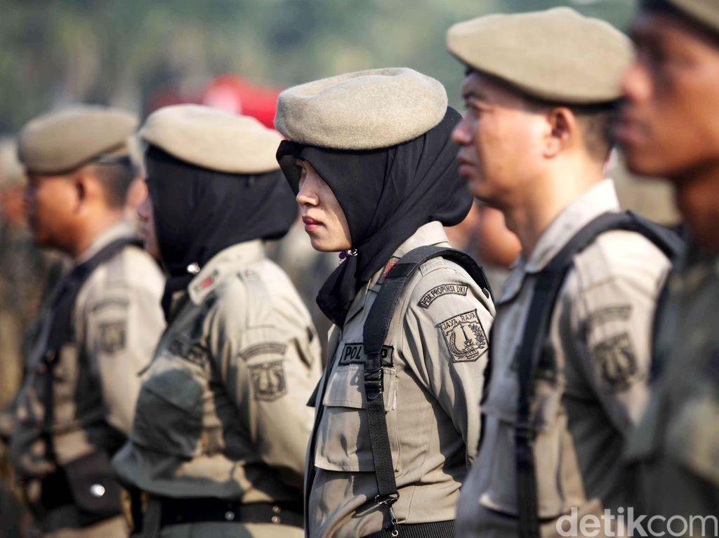 Kontroversi Satpol PP Bisa Jadi Penyidik di DKI