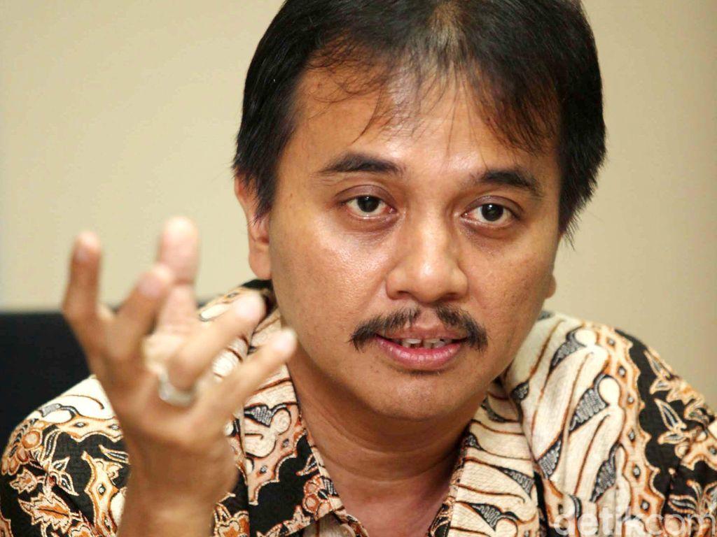 Daftar Orang yang Dipolisikan Roy Suryo