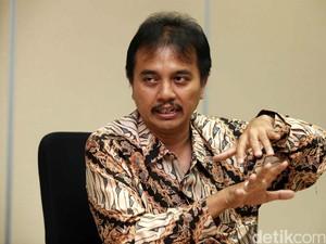Roy Suryo: Agus Ganteng, Bisa Padukan Ketegasan Ahok dan Kesantunan Anies