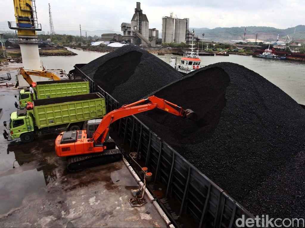 Cadangan Batu Bara RI Capai 39,89 Miliar Ton