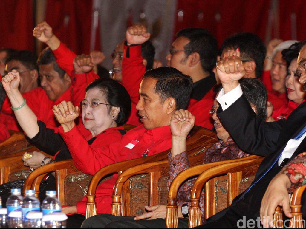 PDIP: Diingatkan Mega, Kami Tak Mudah Terprovokasi Sengkuni Politik