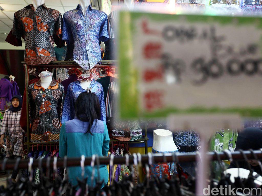 Pemprov DKI Berencana Relokasi Pedagang Pasar Tasik ke Cideng
