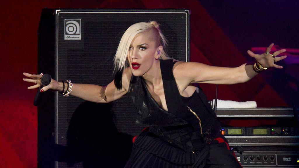Gwen Stefani Cinta Gaya Harajuku karena Sang Ayah