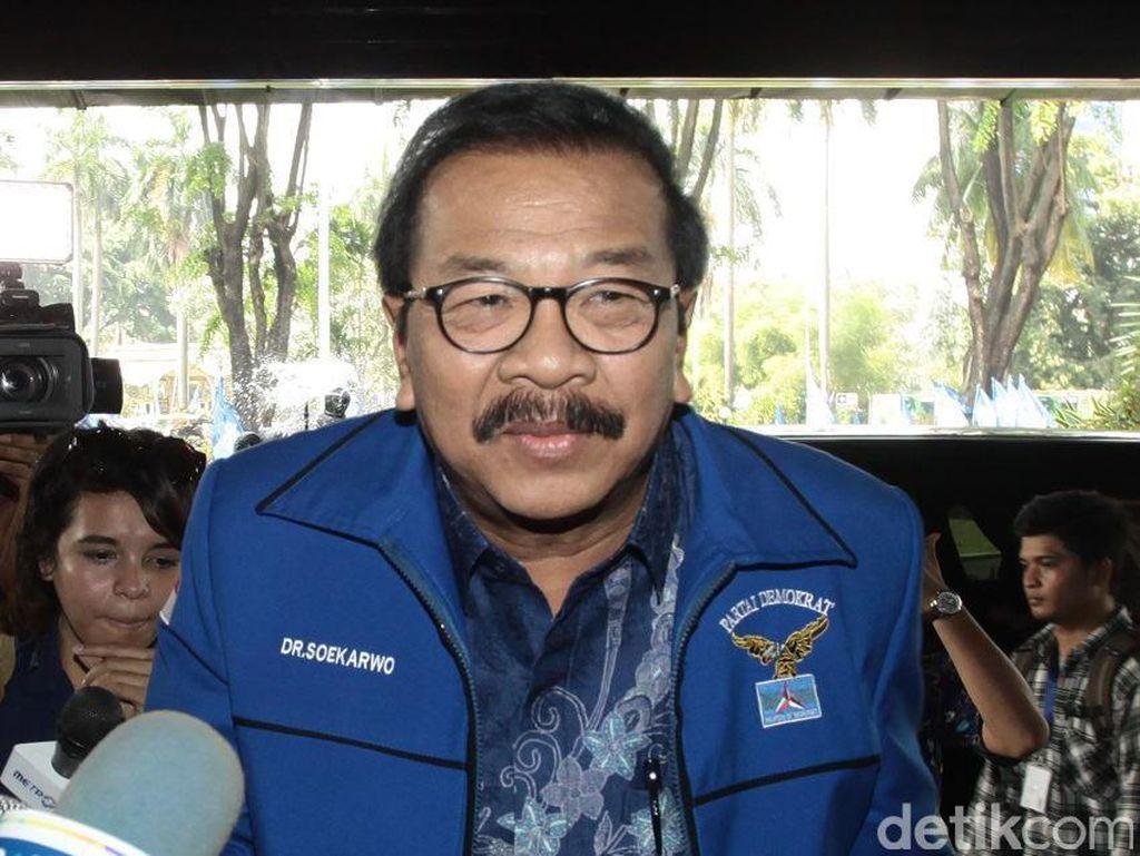Soekarwo: Mayoritas Pengurus Demokrat Jatim Dukung Jokowi