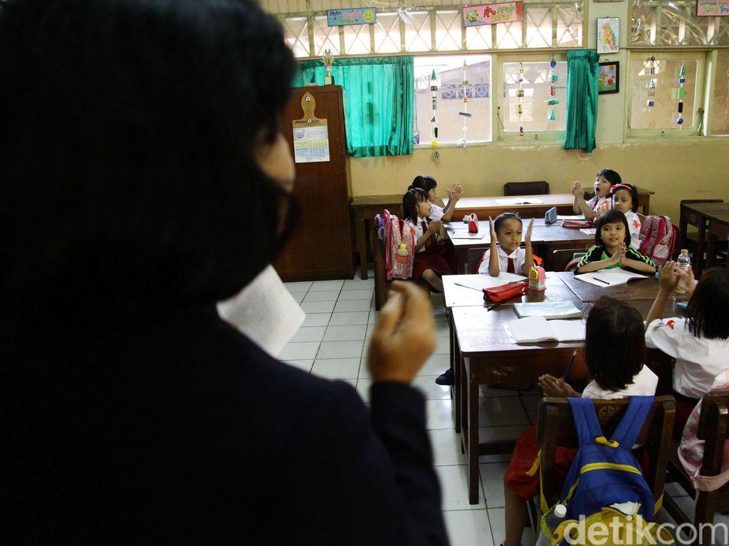 Kemenkeu: Penyaluran Disetop Tak Ganggu Pembayaran Tunjangan Guru