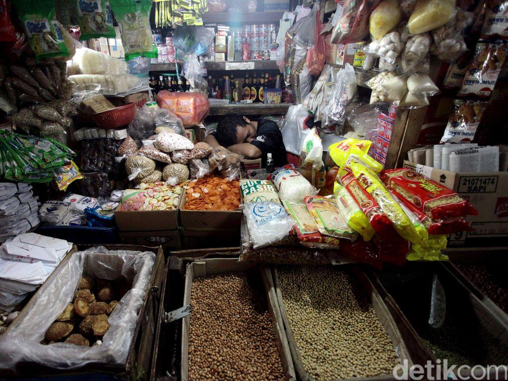 Beli Sembako Bakal Kena Pajak, Pedagang Pasar Protes