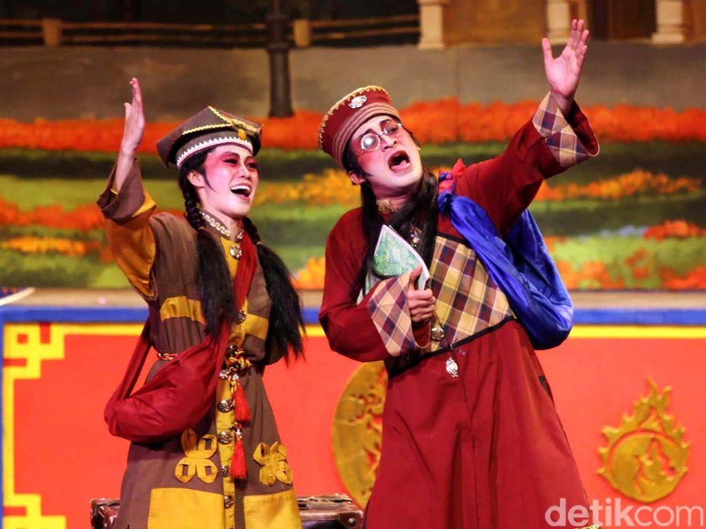 Teater Koma Undur Lagi Pentas Sampek Engtay sampai 10 - 11 Juli