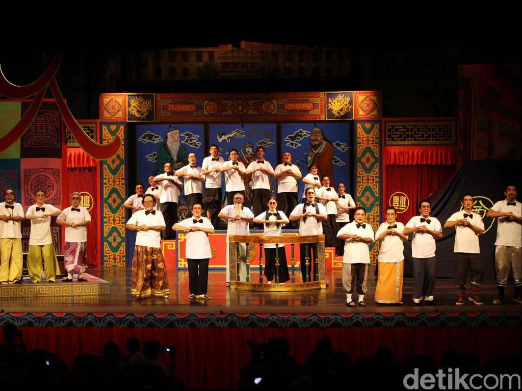 Teater Koma Tunda Pertunjukan Sampek Engtay sampai 15-16 Agustus