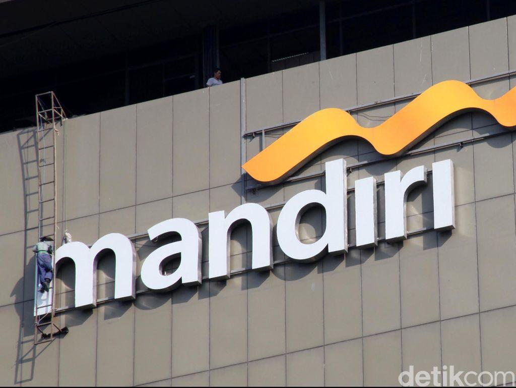 400 Kantor Cabang Bank Mandiri Tetap Beroperasi di Libur Nataru